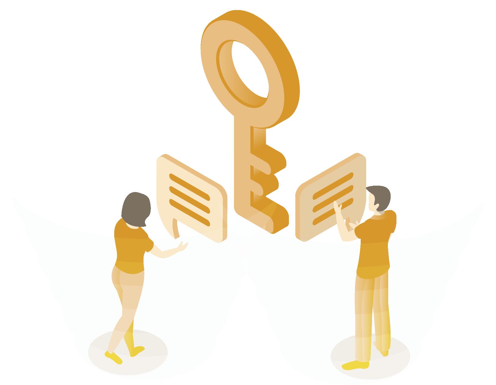 Key-account-management_isometric_icon